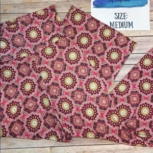 NWT Honey & Lace/Piphany size M Pacific Palazzos